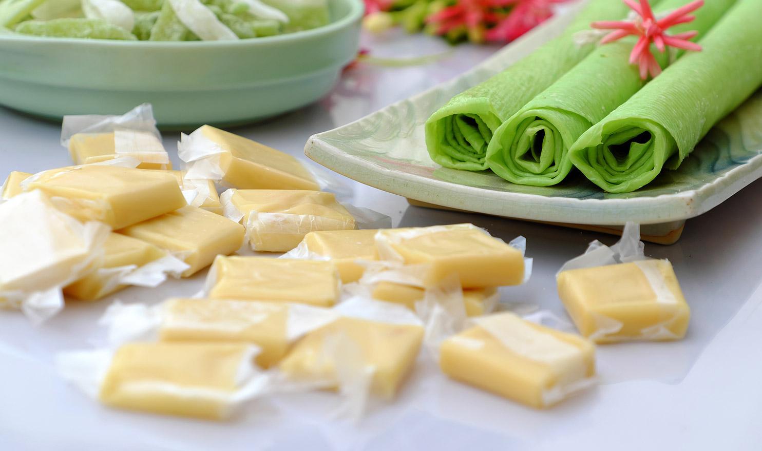 Kẹo dừa, Đặc sản Bến Tre