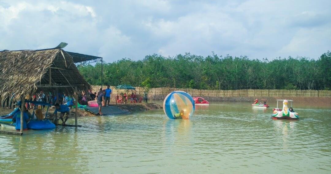 Mengenal Bujoan Wisata Danau Buatan Yang Dibangun Menggunakan Dana Desa Sini News