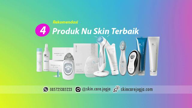 Rekomendasi 4 Produk Nu Skin Terbaik 2021