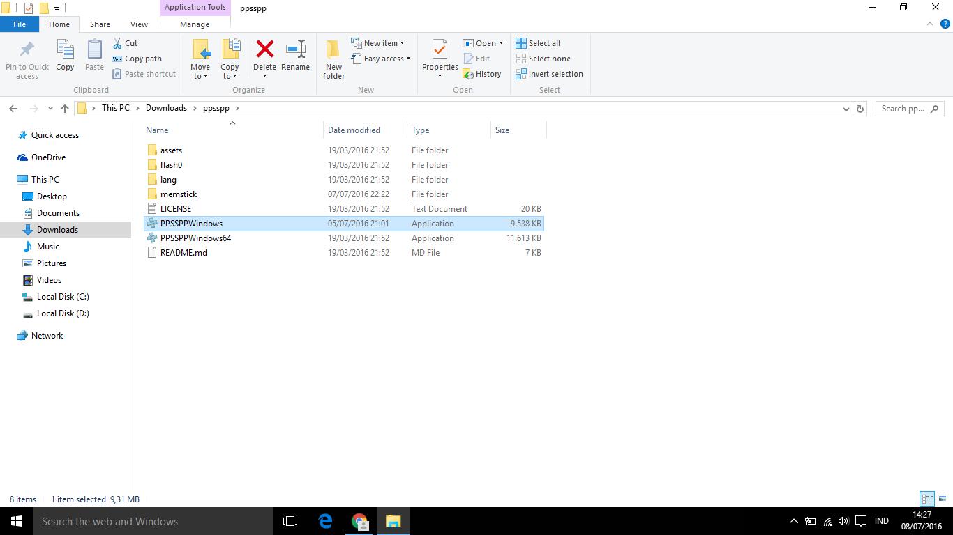 Tutorial cara download game dan instal emulator PPSSPP di ...