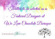 Gast Designer We love Chocolate Baroque