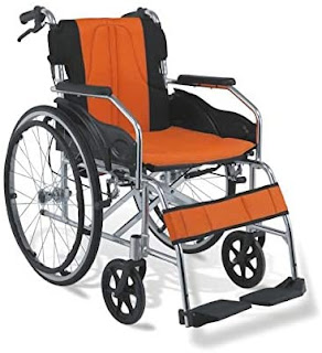 Best Lightweight Wheelchair Aluminum UAE 2020