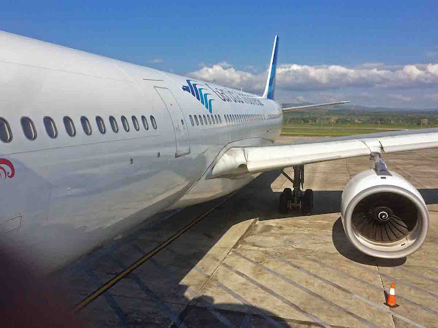 Garuda Indonesia Airbus A330 PK-GPEjpg