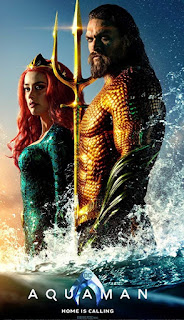 A movie review of Aquaman, a fun DC film.