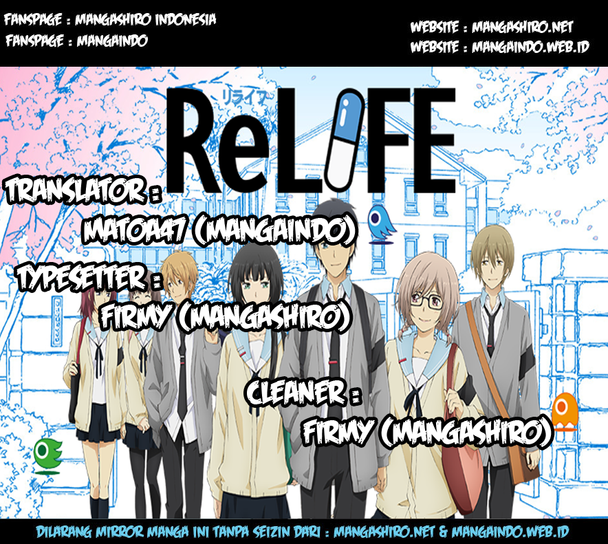 ReLIFE Chapter 145-0