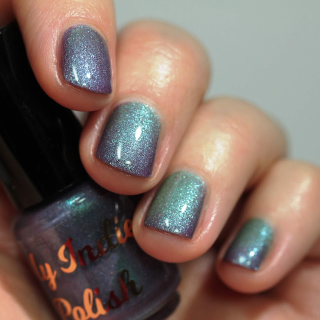 My Indie Polish Twinkle Eye Unicorn Fizzy swatches by Streets Ahead Style