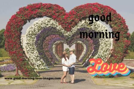 best good morning love pics