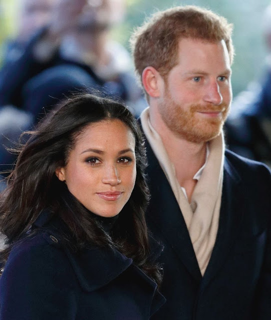 Megxit: Ditching Your Toxic In-Laws Is Perfectly Fine - Harry and Meghan