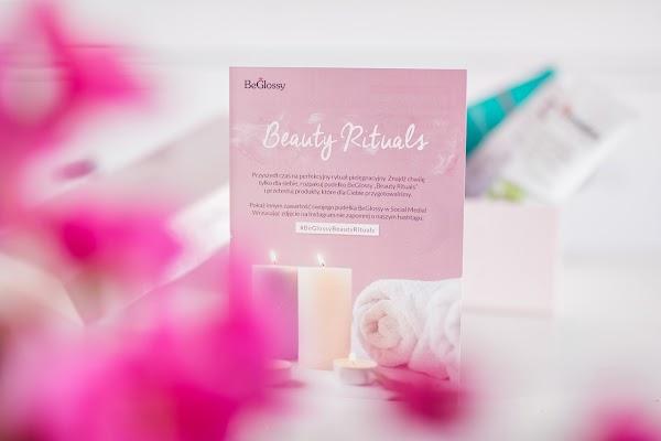 beGLOSSY Beauty Rituals  {przegląd pudełka październik 2018}