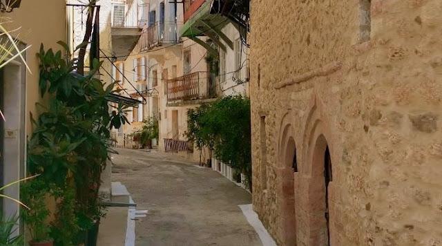 Συνάντηση με την δημοτική αρχή ζητά η επιτροπή του Ιστορικού Κέντρου Παραμυθιάς