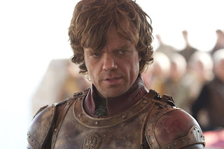 Peter Dinklage plays Tyrion Lannister on Game of thrones