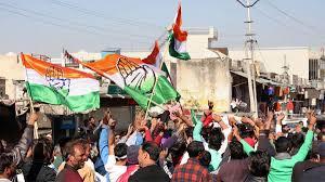 राजस्थान : निकाय चुनावों में कांग्रेस की जीत से गहलोत हुए गदगद