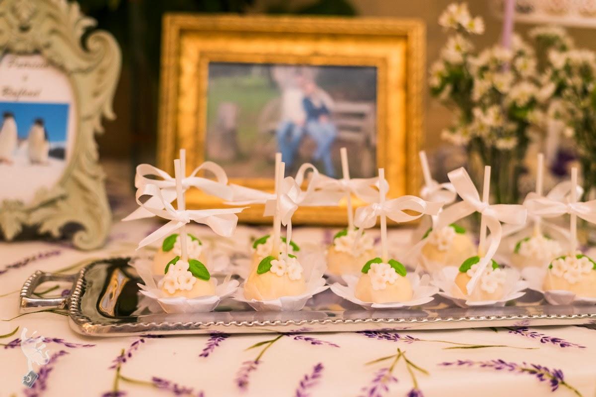 Noivado real surpresa decoração diy mesa do bolo pop cakes