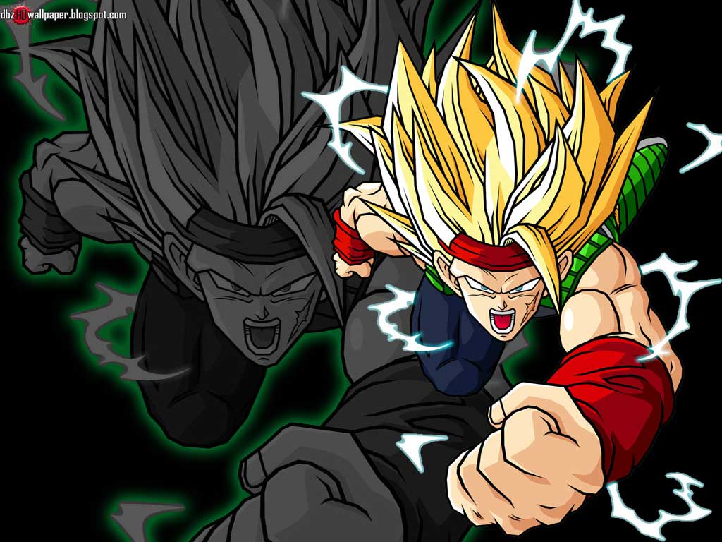 Dbz Wallpaper Bardock Goku
