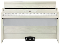 Korg G1 Air ash cabinet color