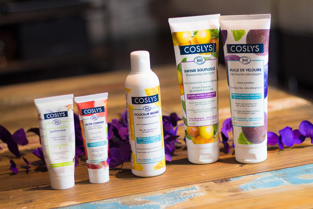Une routine Corps & Cheveux naturelle avec Coslys