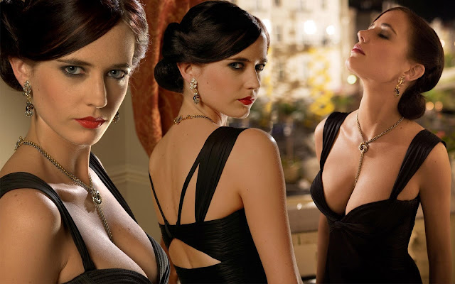 Hollywood Actress Eva Green Wallpapers