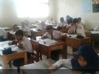 Sebanyak 48.367 Siswa MTs dan SMP di Garut Ikuti UNBK