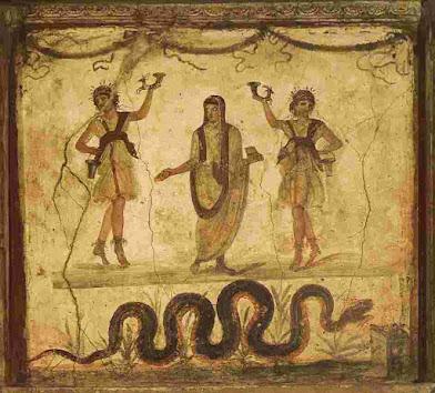 El culto religioso a los emperador romanos