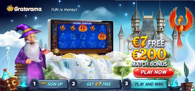 Wizard Slots 7 Dollar Free Spins Canada