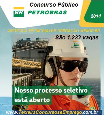 Petrobras abre Processo Seletivo