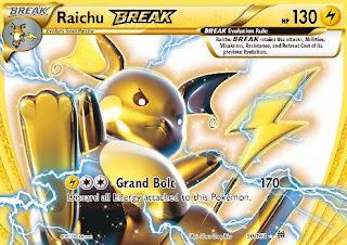 Raichu BREAK