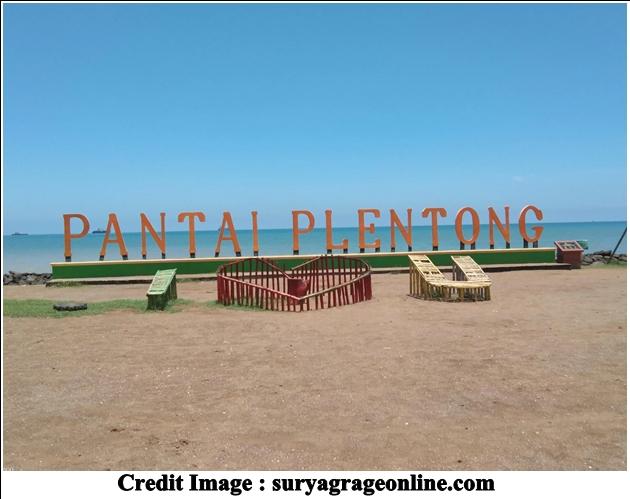 Pantai Plentong