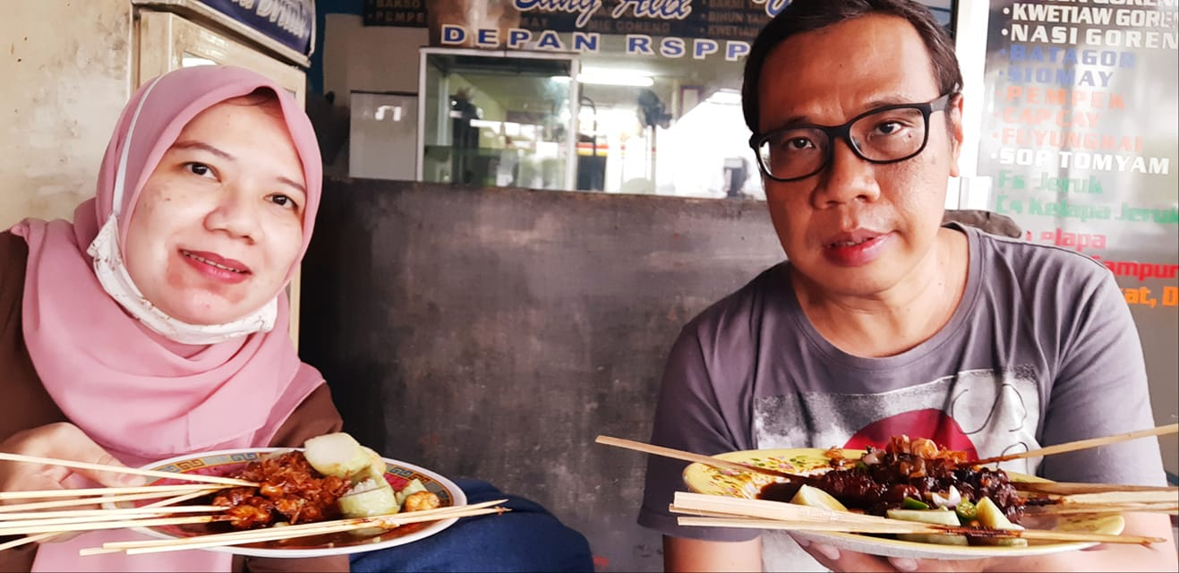 Sate Ayam dan Kambing RSPP Pertamina Nurul Sufitri Travel Lifestyle Culinary