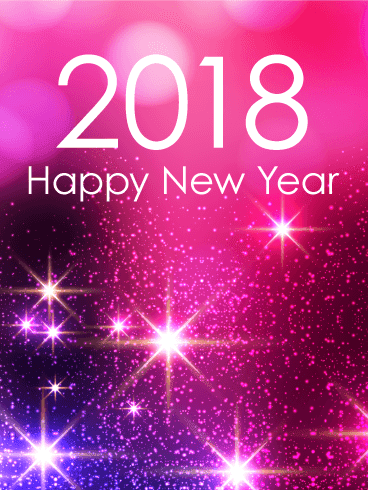 Best Happy New Year Wallpapers 2018