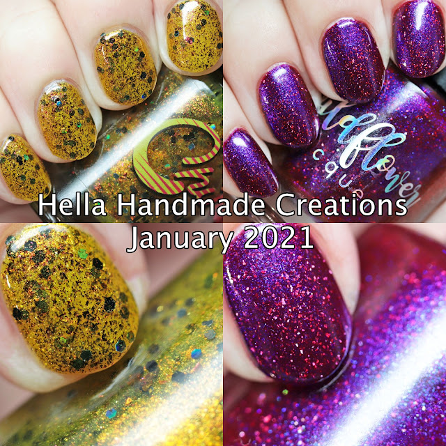 Hella Handmade Creations January 2021