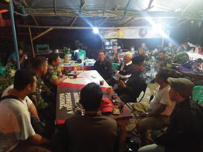 KUAS Lampung Bangun Koordinasi Dengan Tokoh Adat Rajabasa