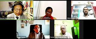 कहानी 'वापसी' जीवन के देखे, भोगे यथार्थ का लेखा-जोखाः कुलपति  | #NayaSaberaNetwork