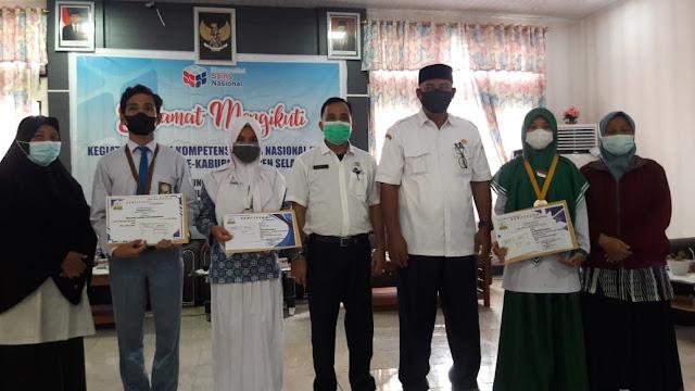 KSN-K Aceh Selatan 2021