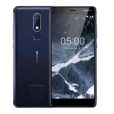 سعر و مواصفات هاتف جوال نوكيا 5.1 \ Nokia 5.1 في الأسواق