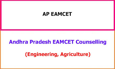 APEAMCET Counselling