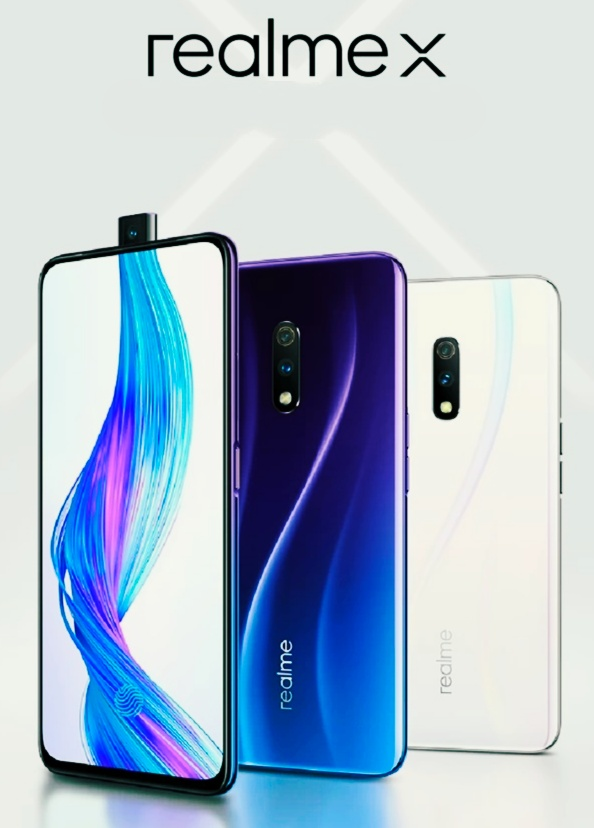 Realme X Launched In India, To Be Sold On Flipkart After 15th July