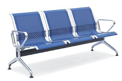 Lựa chọn ghế băng chờ dựa vào tính chất không gian chờ