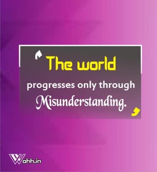 Quotes-On-Misunderstanding