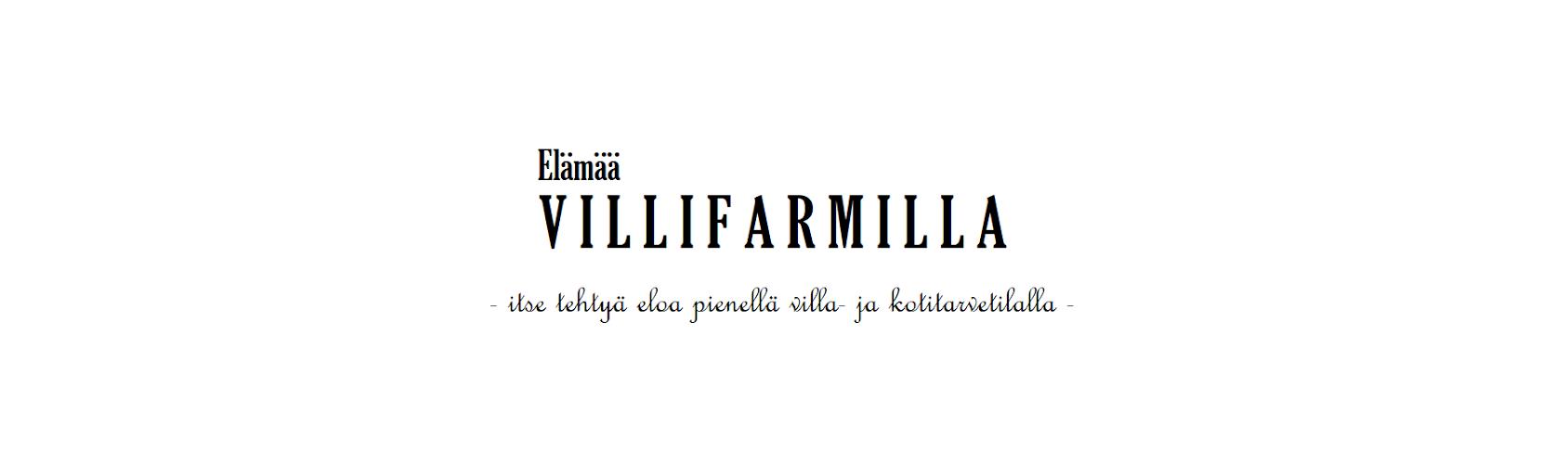 Villifarmilla