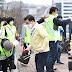 광명시-광명시자원봉사센터, 시민과 함께 방역&클린데이 행사 개최