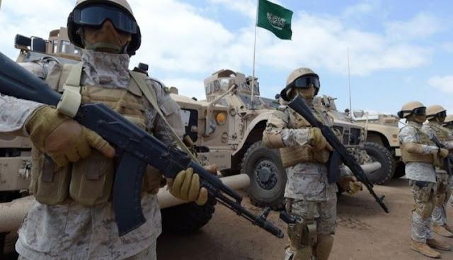 Pasukan Saudi Memasuki Timur Laut Suriah Dari Perbatasan Irak