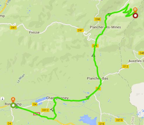 tour de france 2015 route map pdf