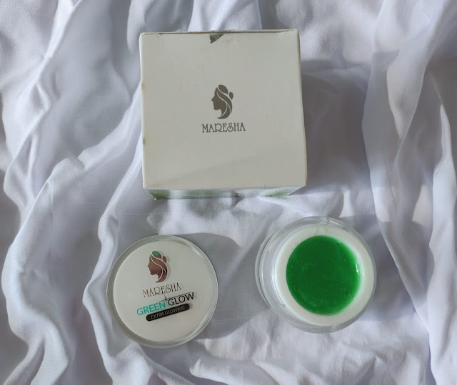 Review Serum Maresha Green Glow Extra Glowing