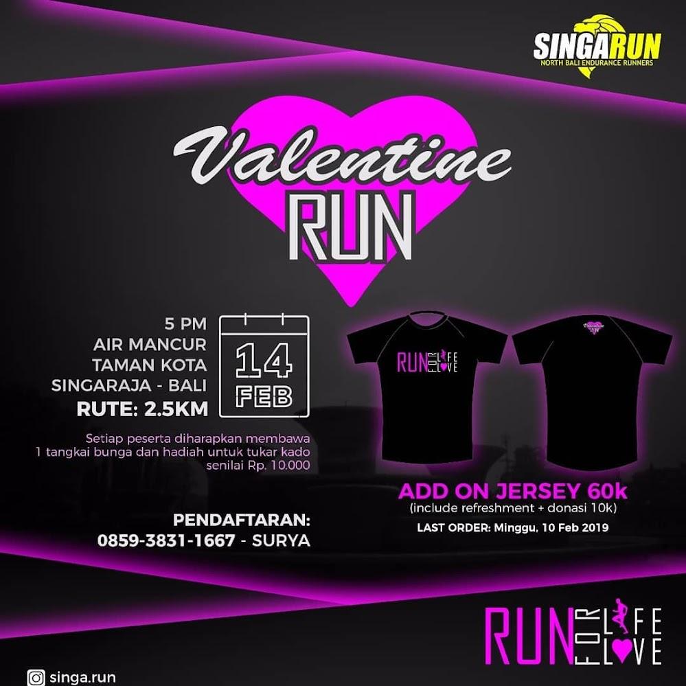 Valentine Run • 2019