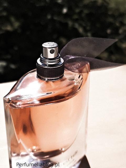 najpiękniejsze perfumy na jesień lancome