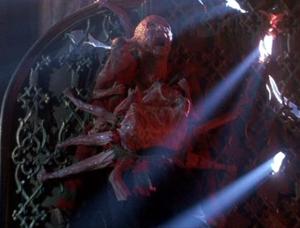 Muerte de Freddy en la cuarta entrega