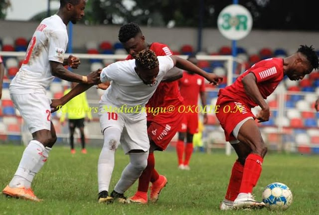 Kano Pillars, Enugu Rangers clash at the Cathedral, Akwa United host Warri Wolves, See all NPFL Matchday 34 Fixtures