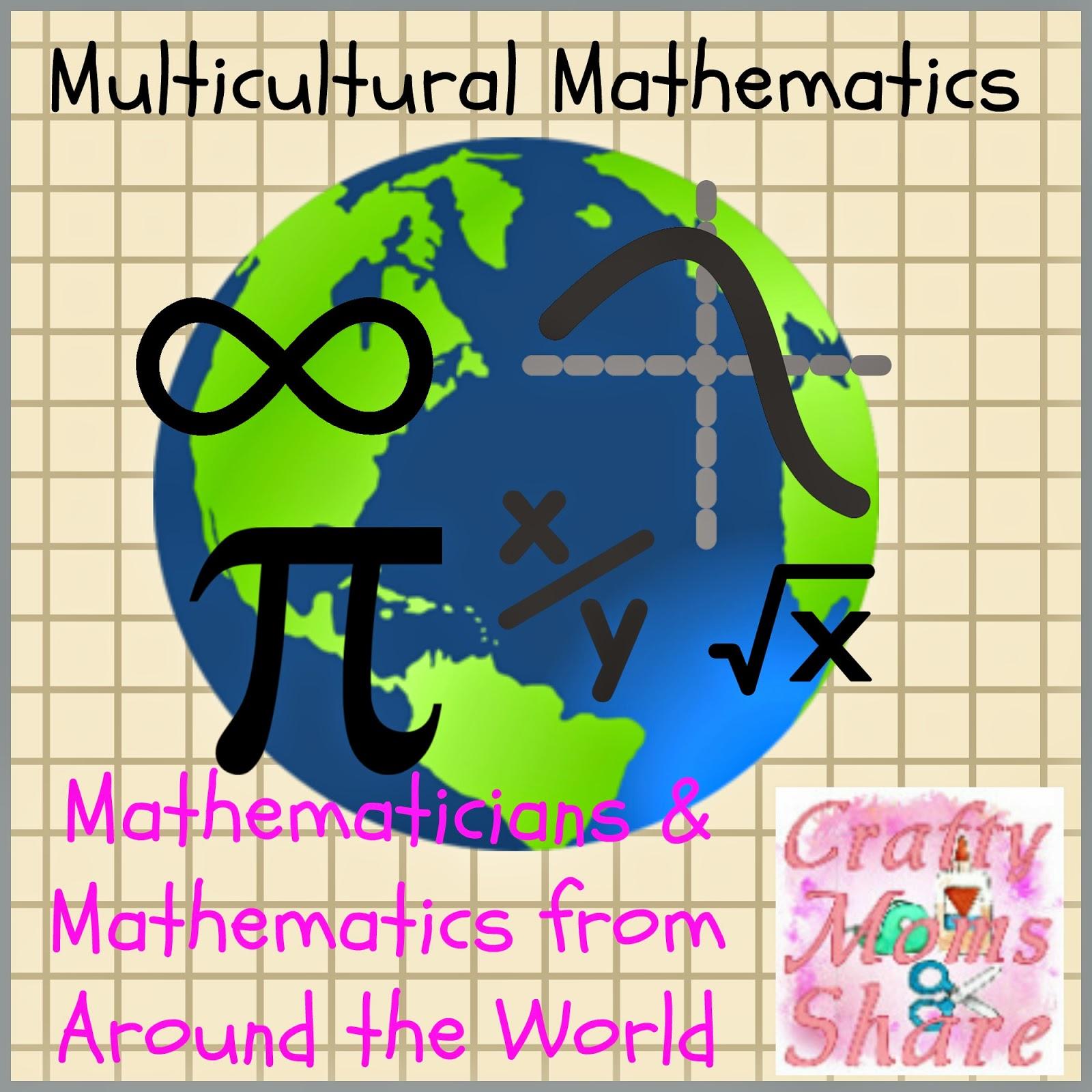 http://craftymomsshare.blogspot.com/p/multicultural-mathematics.html