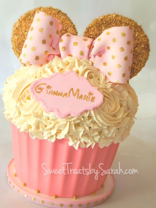 Cupcake Cakes For Nd Birthday