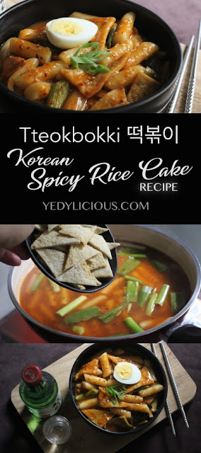 PINTEREST TTEOKBOKKI KOREAN SPICY RICE CAKE, Easy Toppokki Recipe, How To Make Tteokbokki Dukbokki Toppoki Korean Spicy Rice Cake Recipe, Toppoki Recipe Easy, Popular Korean Street Food Snack Recipe, 떡볶이, Best Easy Tteokbokki Recipe, Tteokbokki Manila, Korean Food Recipe, Where To Buy Tteokbokki Korean Spicy Rice Cake in Manila, Korean Anchovy Broth Recipe, Top Best YedyLicious Manila Food Blog, Yedy Calaguas
